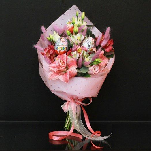 Little Princess: букеты цветов на заказ Flowwow