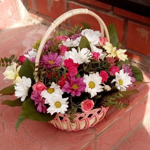 Розовое облоко: букеты цветов на заказ Flowwow