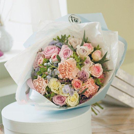 Bouquet 49: букеты цветов на заказ Flowwow