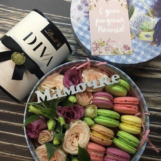 Подарок мамочке: букеты цветов на заказ Flowwow