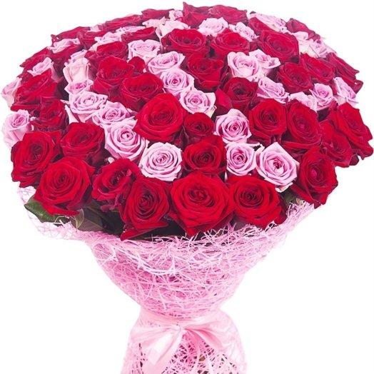Мирена: букеты цветов на заказ Flowwow