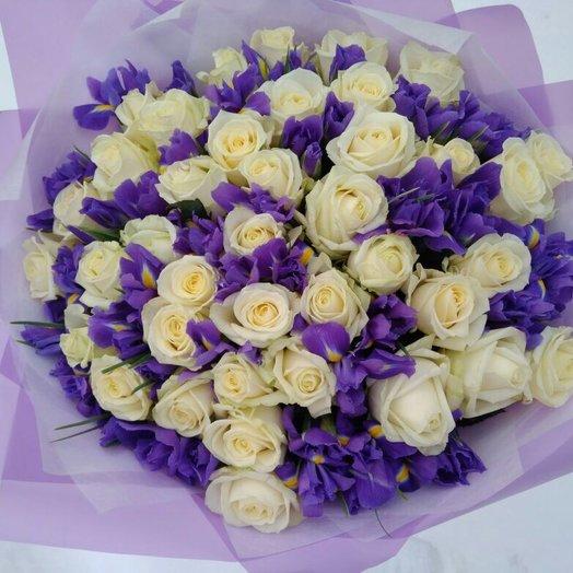 Слияние: букеты цветов на заказ Flowwow