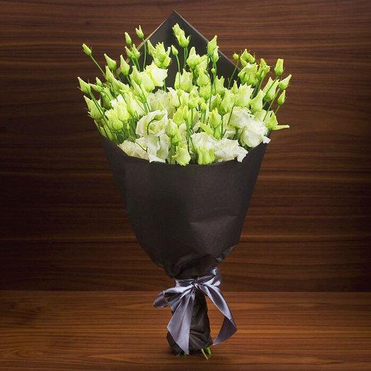 Букет из Эустом: букеты цветов на заказ Flowwow