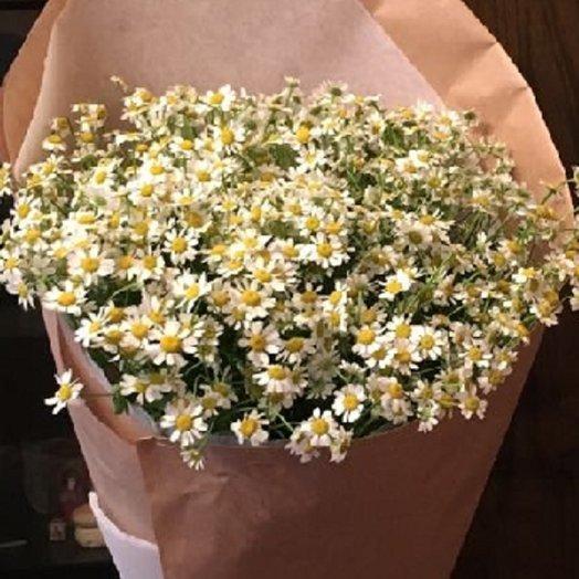 Ромашка: букеты цветов на заказ Flowwow