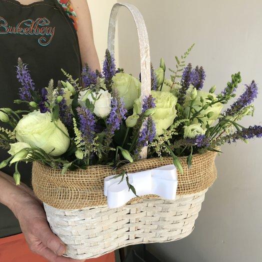 Прованс! : букеты цветов на заказ Flowwow