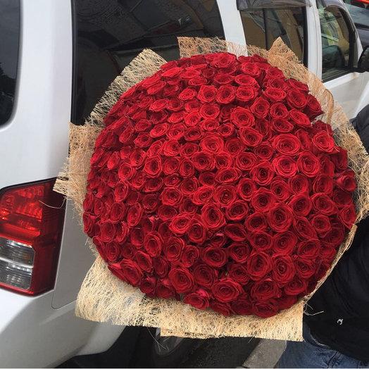 Classical⚡️201шт: букеты цветов на заказ Flowwow