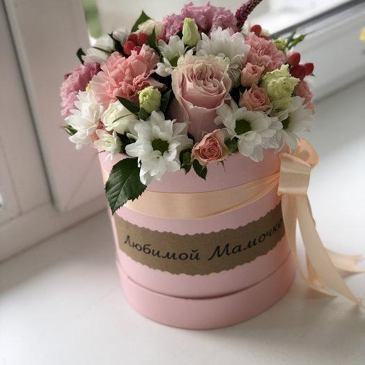 Цветы в Шляпной: букеты цветов на заказ Flowwow
