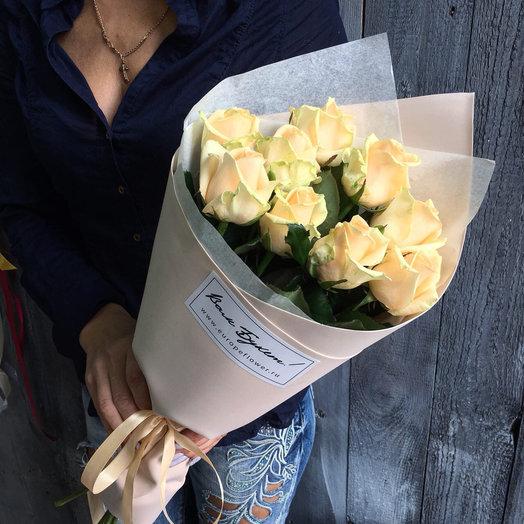 Констанс: букеты цветов на заказ Flowwow