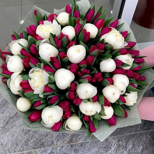 Девица Красавица: букеты цветов на заказ Flowwow