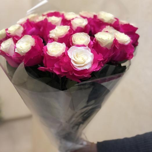 Редкие Розы: букеты цветов на заказ Flowwow