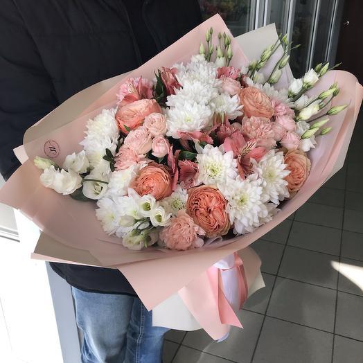 Мон-амур - сборный букет: букеты цветов на заказ Flowwow