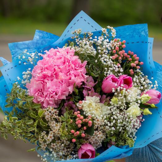 Воздушное утро: букеты цветов на заказ Flowwow