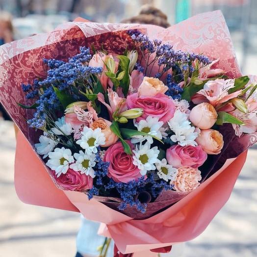 Букет 185: букеты цветов на заказ Flowwow