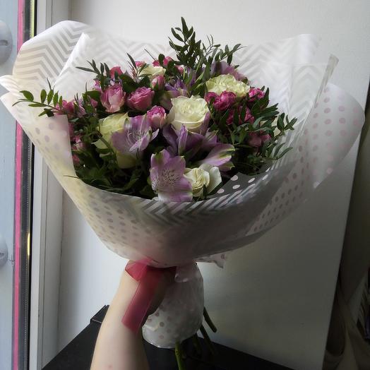 Букет очаровательный: букеты цветов на заказ Flowwow