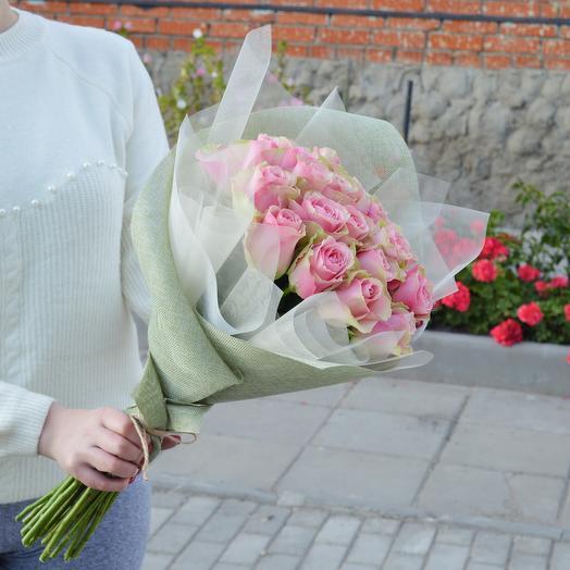 """Букет """"Джульетта"""": букеты цветов на заказ Flowwow"""