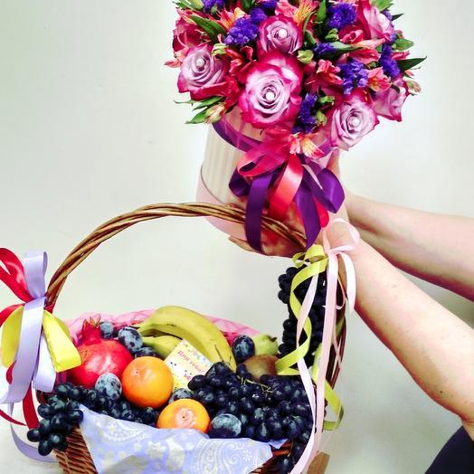 Набор Изобилие: букеты цветов на заказ Flowwow