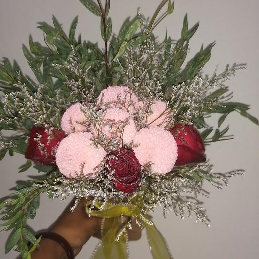 Glad Birthday Chrysanthemum Mum: flowers to order Flowwow