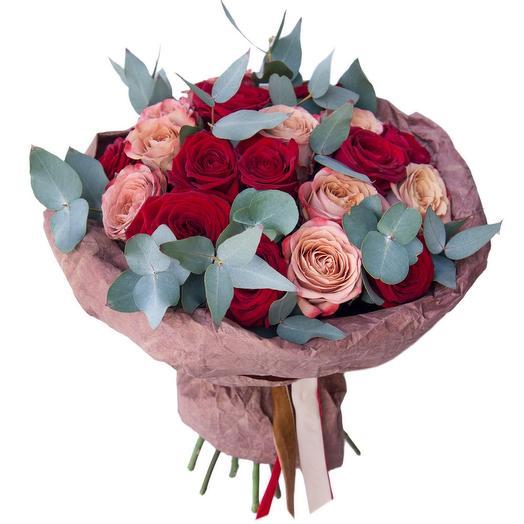 Букет Эрмитаж: букеты цветов на заказ Flowwow