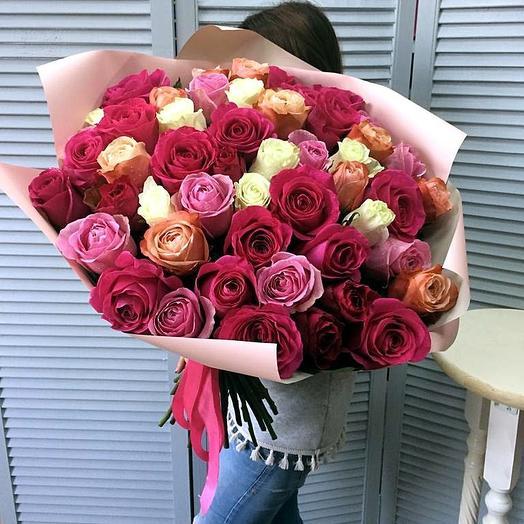 Просто бомба 💥: букеты цветов на заказ Flowwow