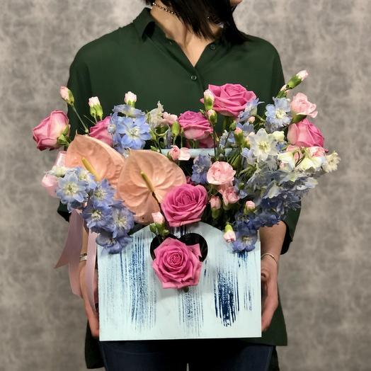 Весенний рай: букеты цветов на заказ Flowwow