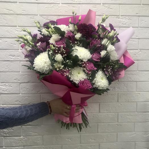 B19: букеты цветов на заказ Flowwow
