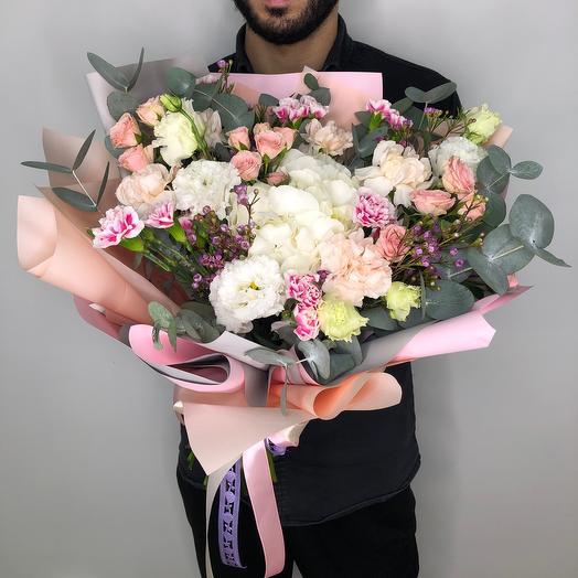 «Жар-птица»: букеты цветов на заказ Flowwow