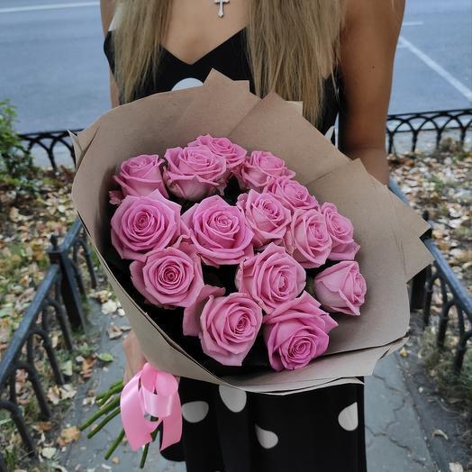 15 роз сорта Аква