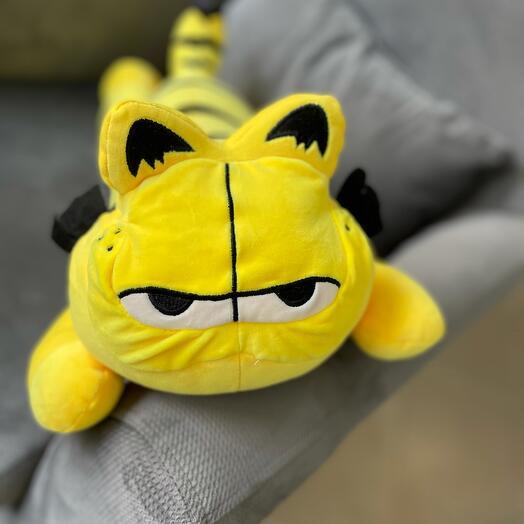 Гарфилд-подушка