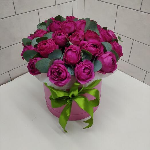 Пиона видное кустовая роза