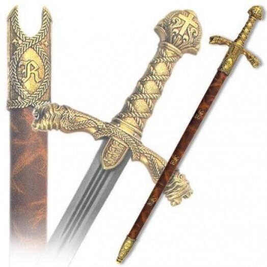 Меч в ножнах Ричарда 12 век