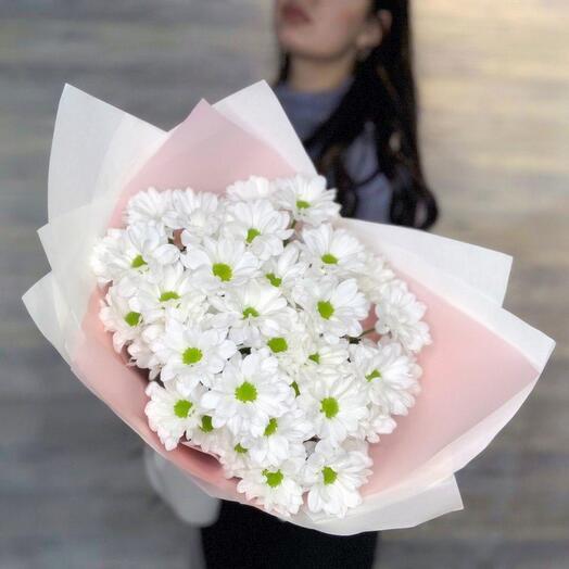 "Букет из хризантемы ""Assetera"""