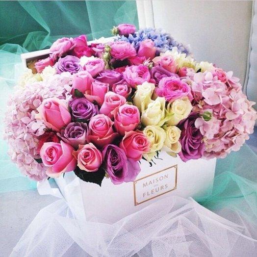 Букет 53: букеты цветов на заказ Flowwow