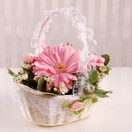 БЦ-156640 МиниБу Милашке: букеты цветов на заказ Flowwow