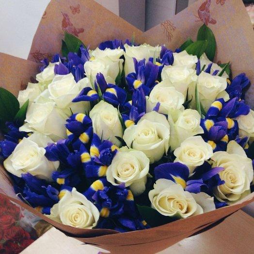 Сияние: букеты цветов на заказ Flowwow