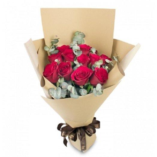 Класссика: букеты цветов на заказ Flowwow