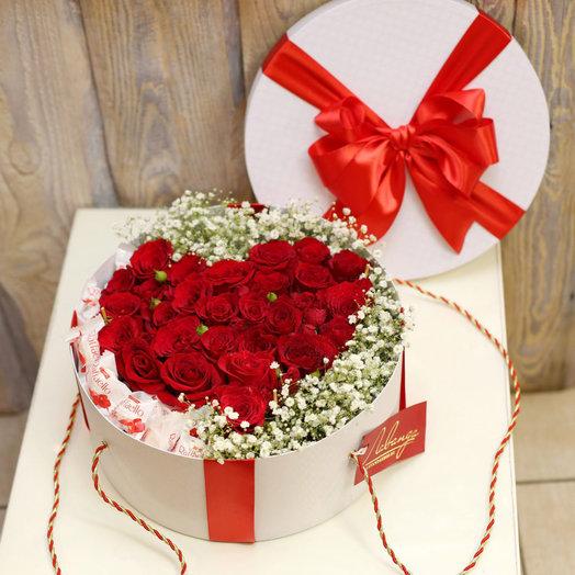 Букет  137 Тминни: букеты цветов на заказ Flowwow