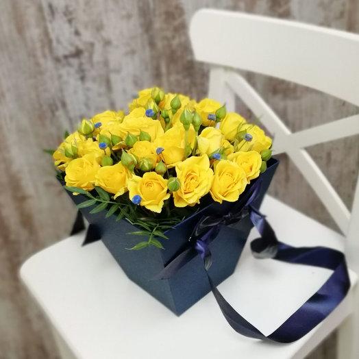 Небесные грезы: букеты цветов на заказ Flowwow