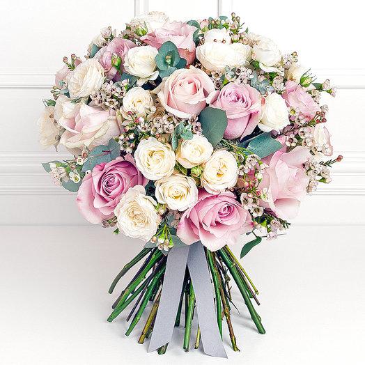 Букет Ажур: букеты цветов на заказ Flowwow