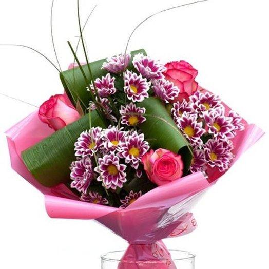 Букетик Мини: букеты цветов на заказ Flowwow