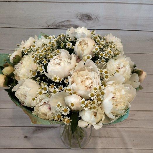 Камилла: букеты цветов на заказ Flowwow