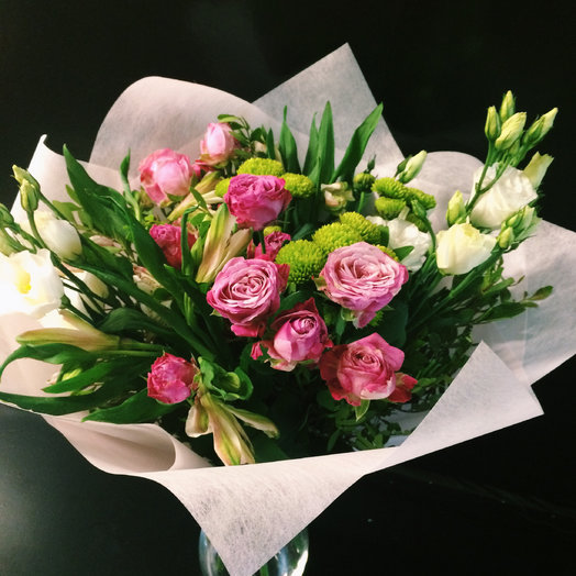 Милый букетик : букеты цветов на заказ Flowwow