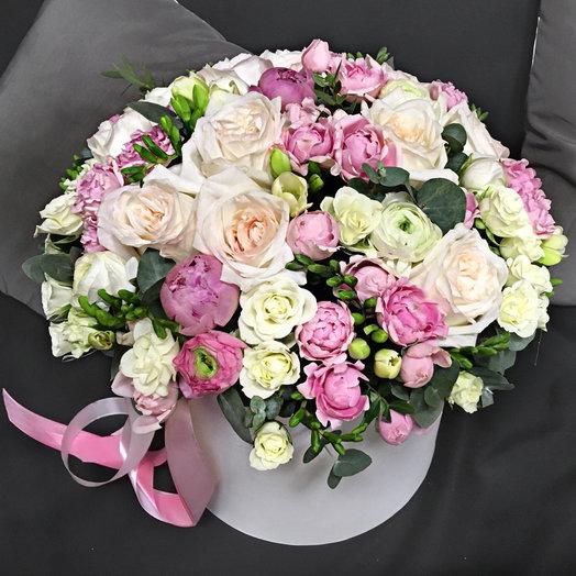 «Нежность»: букеты цветов на заказ Flowwow