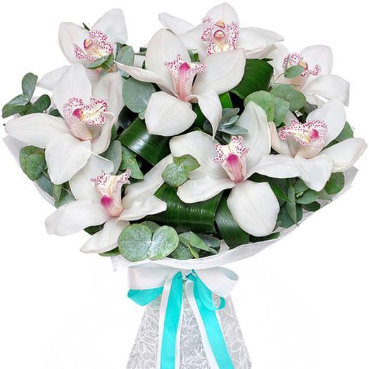 Королевский цветок: букеты цветов на заказ Flowwow