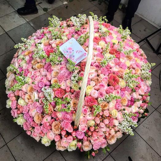 Divine beauty 501: букеты цветов на заказ Flowwow