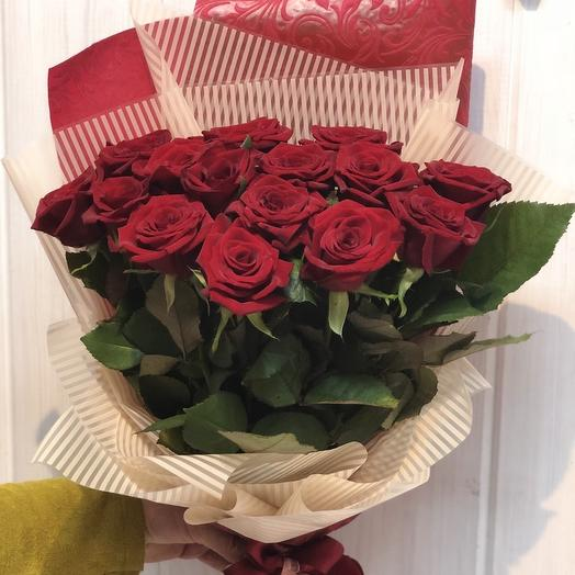 Страсть💖: букеты цветов на заказ Flowwow