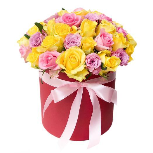 Композиция  02: букеты цветов на заказ Flowwow