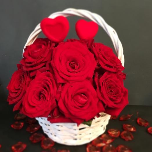 Валентика: букеты цветов на заказ Flowwow