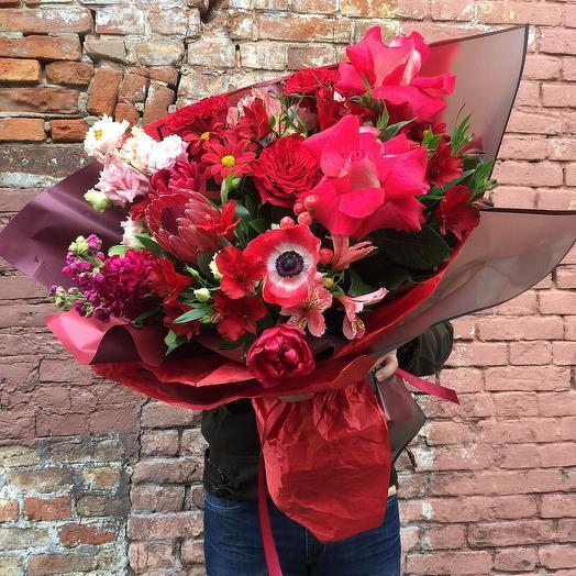 Доставка цветов в аксай