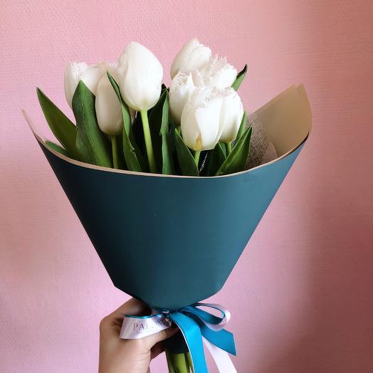 Букет 76: букеты цветов на заказ Flowwow