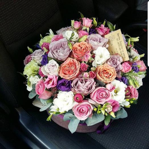 Рандеву: букеты цветов на заказ Flowwow